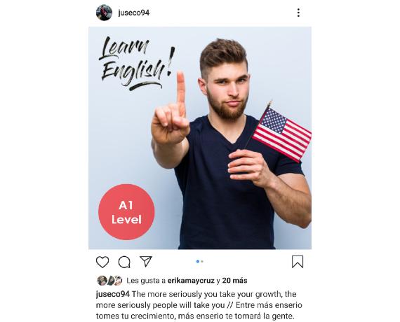 Curso de Inglés A1 para Hispanohablantes