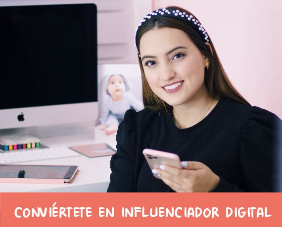 Cómo convertirse en un influencer de Instagram y YouTube