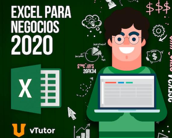 Excel 2020 Básico Hasta Avanzado Para Cualquier Negocio