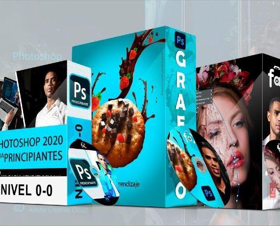 Master en Diseño Digital y Retoque Fotográfico con Photoshop