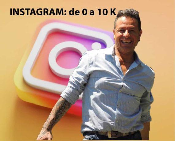 Instagram de 0 a 10000 Seguidores